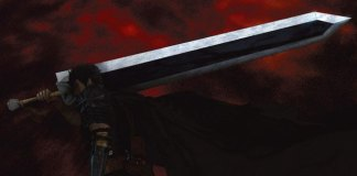 Berserk - nova imagem promocional do novo anime