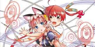 Koukaku no Pandora: Ghost Urn - série anime em Janeiro