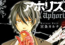 Aphorism - Manga chegou ao Fim