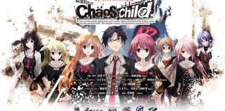 Chaos;Child no PC em Abril de 2016