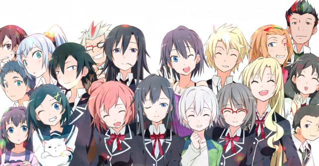 Análise de anime: Oregairu