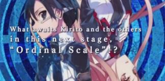 Sword Art Online: Ordinal Scale - teaser trailer