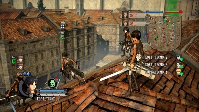 Attack on Titan para PS4 (10)
