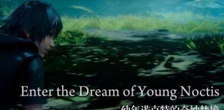 Final Fantasy XV - demonstração técnica