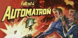 Fallout 4 - DLC Automatron - trailer