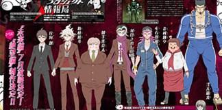 Danganronpa 3 revela personagens de Super Danganronpa 2