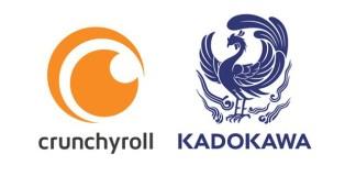 Crunchyroll e Kadokawa anunciam parceria