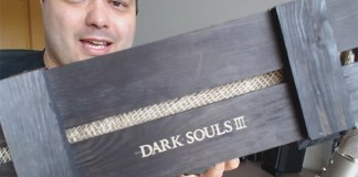 Dark Souls III – Unboxing (Press Kit)