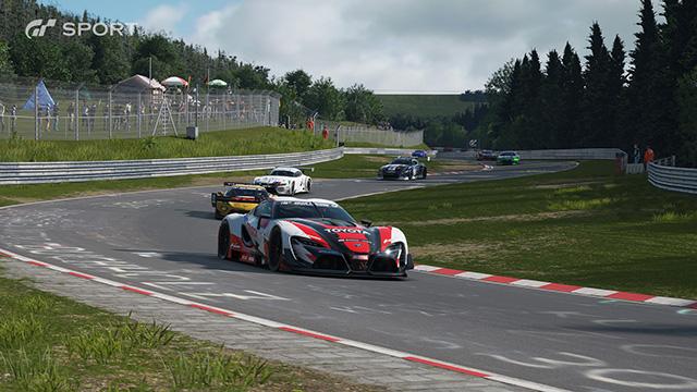 Gran Turismo Sport em Novembro