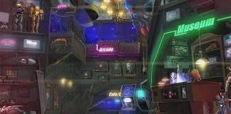 Game Master: R-TYPE - Curta