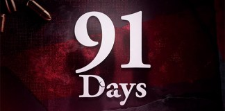 91 Days - novo teaser trailer