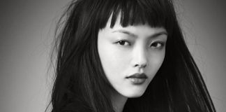 Rila Fukushima em Ghost in the Shell Live-action