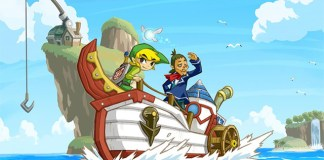 The Legend of Zelda: Phantom Hourglass na Wii U