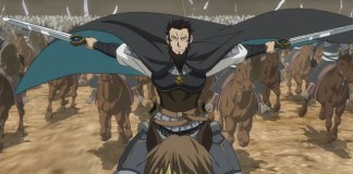 The Heroic Legend of Arslan 2 – novo trailer