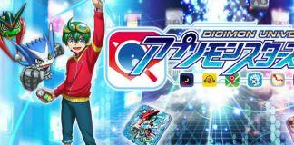 Digimon Universe estreia em Outubro