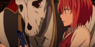 Mahotsukai no Yome - trailer do 1º OAD