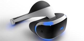 PlayStation VR vai ser lançado em Outubro