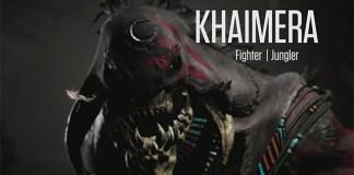 Paragon - trailer Khaimera