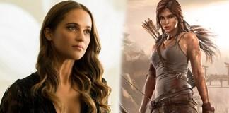 Filme de Tomb Raider em 2018