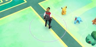 Como ter Pikachu como starter em Pokémon Go