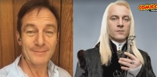 Jason Isaacs na Comic Con Portugal 2016