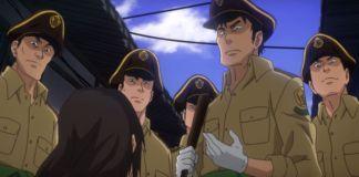 Prólogo anime de Ace Attorney: Spirit of Justice