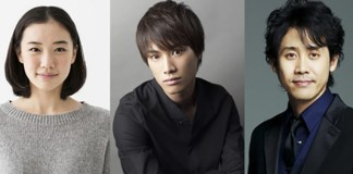 Tokyo Ghoul Live-action revela mais atores