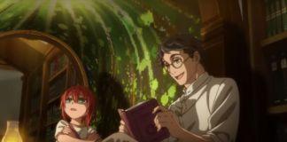 Mahotsukai no Yome - trailer do 2º OAD