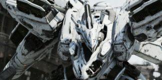 Novo Armored Core em produção