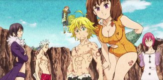 The Seven Deadly Sins 2 - teaser trailer
