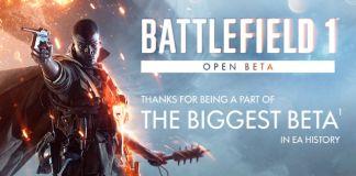 Beta de Battlefield 1 com 13 milhões de jogadores