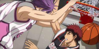 Kuroko's Basketball – trailer do 2º filme