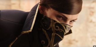 Dishonored 2 - trailer live-action