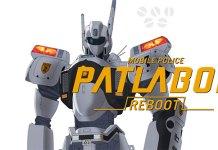 Mobile Police Patlabor vai ter novo projeto