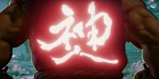 Akuma em Street Fighter V