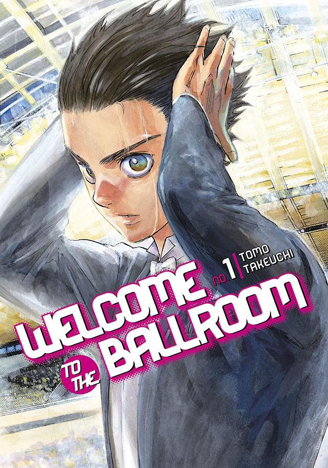 Welcome to the Ballroom vai ser anime