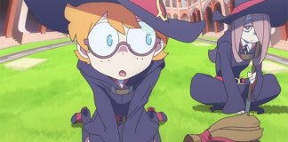 Little Witch Academia - trailers