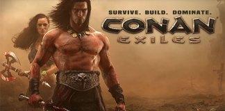 50 minutos de Conan Exiles