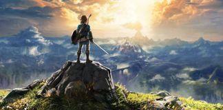 Wii U Vs. Switch - The Legend of Zelda: Breath of the Wild