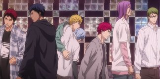 Kuroko's Basketball The Movie: Last Game – Novo Trailer