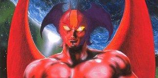 Netflix com projeto de Devilman