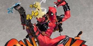 Deadpool: Breaking the Fourth Wall pela Good Smile Company