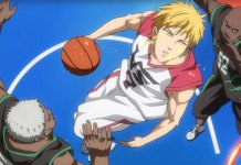 Kuroko's Basketball The Movie: Last Game - 3º trailer