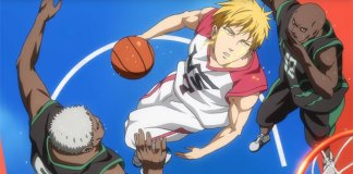Kuroko's Basketball The Movie: Last Game - 3º trailer