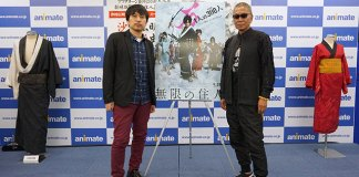 Autor de Blade of The Immortal recusou filme por Hollywood