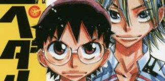Yowamushi Pedal tem 17 milhões de cópias
