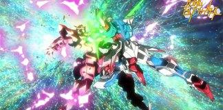 Gundam Build _Extra Battle Project são 2 animes
