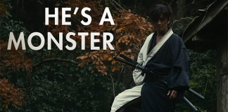 Blade of the Immortal Live-action - Trailer internacional