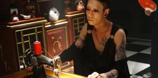Tokyo Ghoul Live-action - Minosuke Bandō é Uta