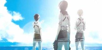 Attack on Titan 3 - Teaser Trailer